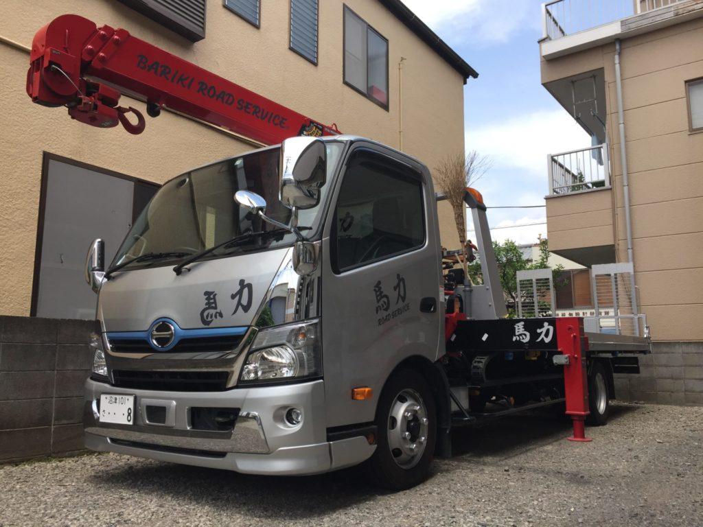沼津 レッカー 馬力 ロードサービス
